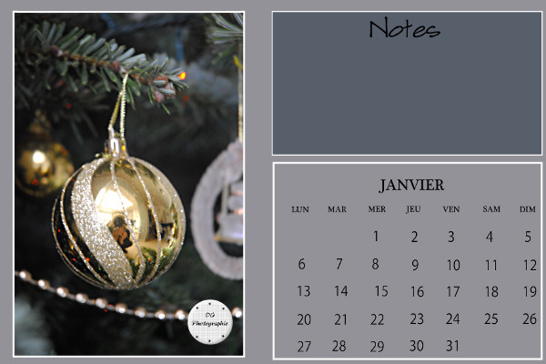Dgphotographie galerie 2014 Calendrier